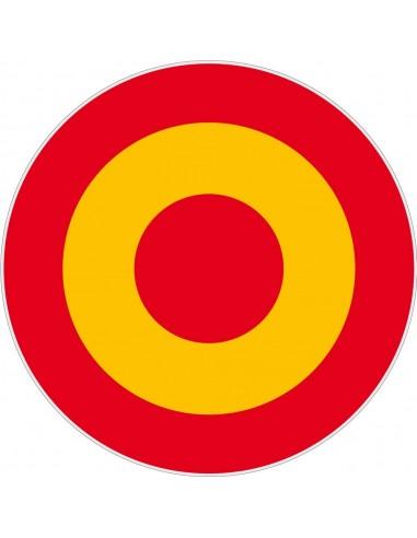 Spain Rosette Sticker