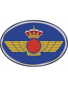 Rokiski Airforce Sticker