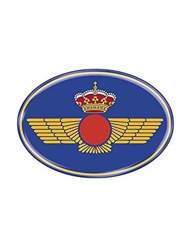 Rokiski Airforce Sticker