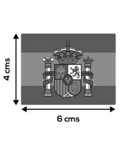 Pegatina Bandera España Actual