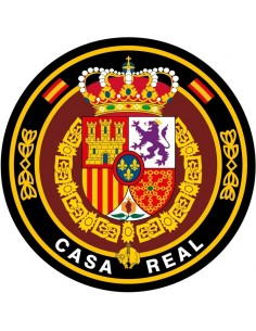 Spanish Royal House and Felipe VI Sticker
