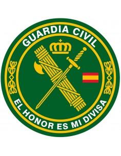 Civil Guard sticker small size