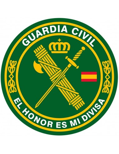 Civil Guard sticker small size