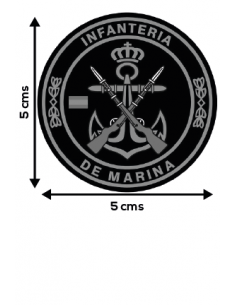 Spanish Marine Infantry Sticker