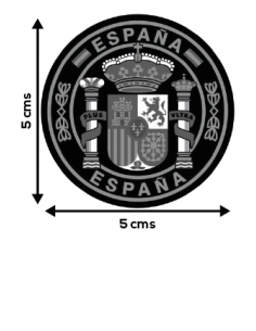 Spain Shield Sticker