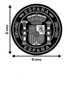 Spain Shield Sticker