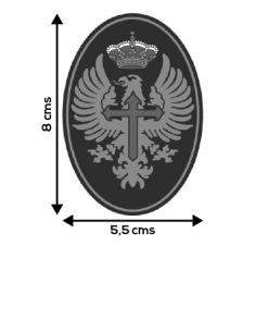 Spanish Army Oval Sticker