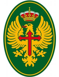 Territorial Army sticker medium size