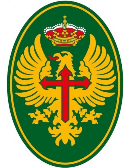 Territorial Army sticker medium size