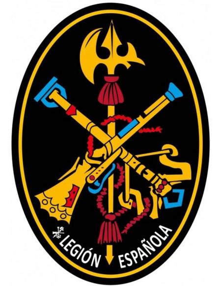 Pegatina Legión Ovalada
