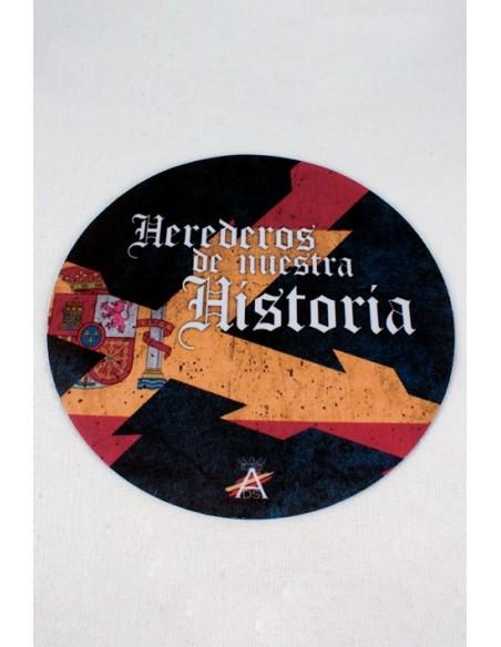 Alfombrilla Herederos de Nuestra Historia