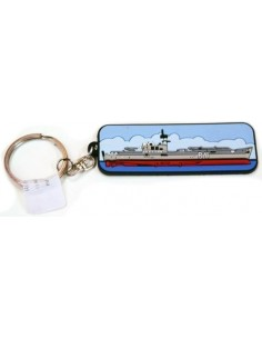 Aircraft Career Asturias Prince Key Ring