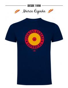 Camiseta Fuerzas Aéreas Españolas