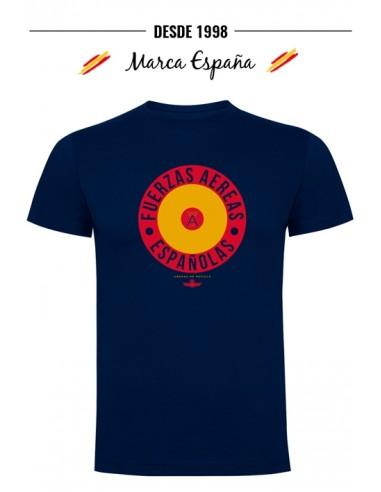 Camiseta Fuerzas Aéreas Españolas para Él