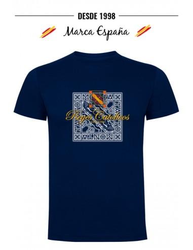 Camiseta Reyes Católicos 1474-1504
