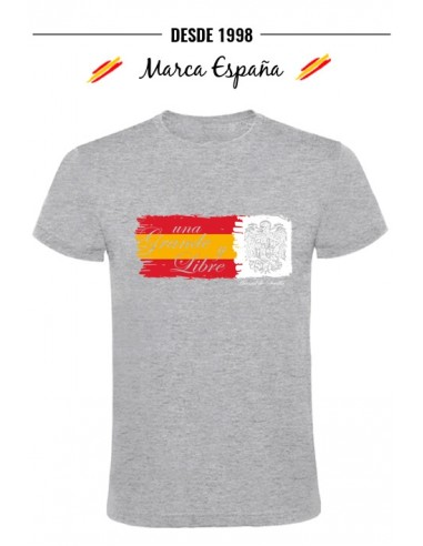 San Juan Eagle Spanish Flag T-Shirt