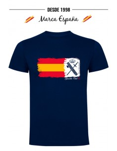 Civil Guard Spanish Flag T-Shirt