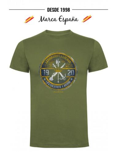 """Camiseta Legionarios """"Luchar o Morir"""" para Él"""