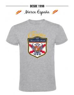 Camiseta Tercios Viejos de Flandes Gris