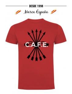 Camiseta de la Falange CAFE