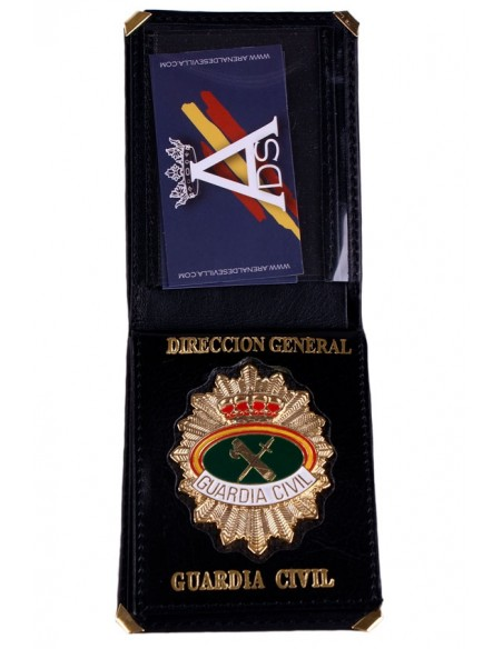 Cartera Guardia Civil Modelo 2