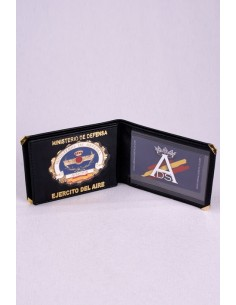 Spanish Air Force Badge Wallet
