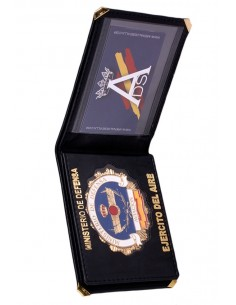 Air force plaque wallet