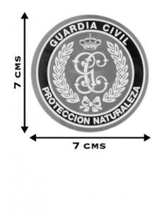 Pegatina Guardia Civil Protección Naturaleza