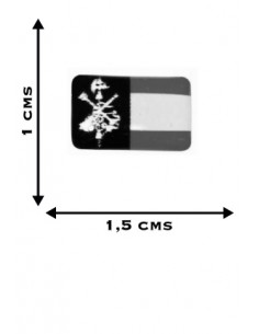 Spanish Legion Flag Stickers