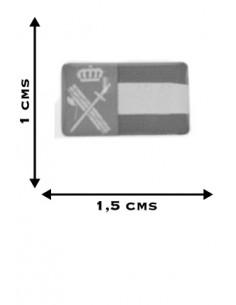 Spanish Civil Guard Stickers Mini