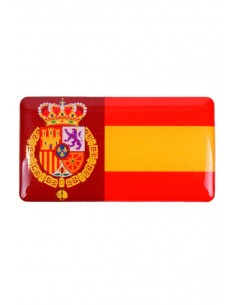 Felipe VI Spanish Flag Sticker