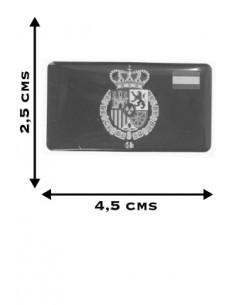 Felipe VI Flag Sticker