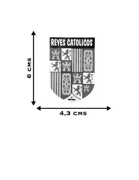 Pegatina Reyes Católicos