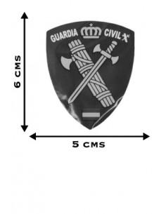 Spanish Civil Guard Sticker