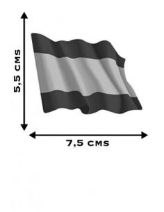Spanish Waving Flag Sticker