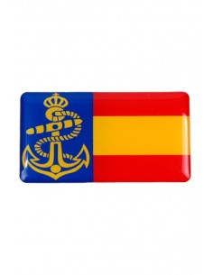 Relief Navy Sticker