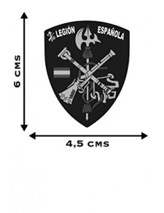 Spanish Legion sticker