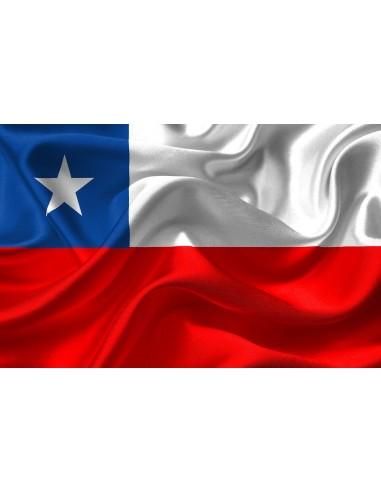 Bandera República de Chile