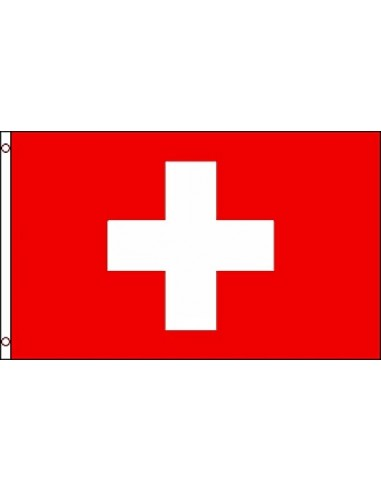 Switzerland Flag Polyester