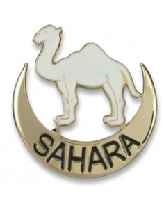 Destination Badge of the Spanish Sahara
