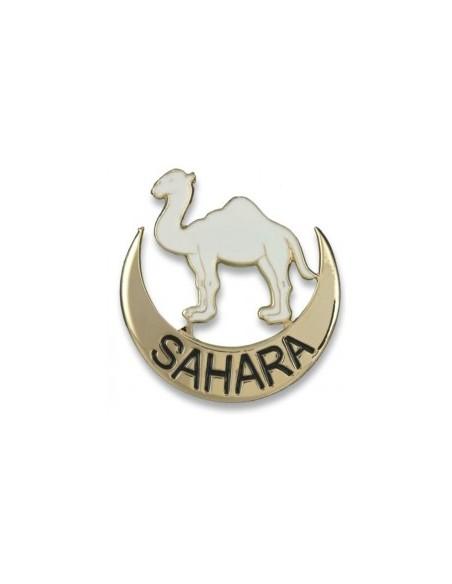Destination Badge of the Spanish Sahara