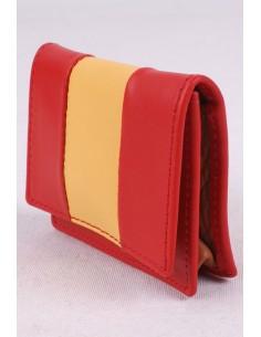 Spain flag purse