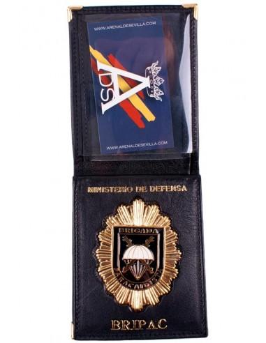 BRIPAC Badge Wallet