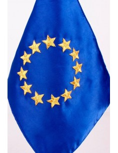European Union Desktop Flag