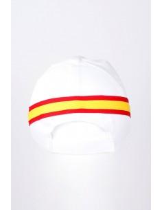 Gorra España Tercio Español Blanca