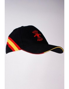 Spanish Falange Cap - Navy Blue