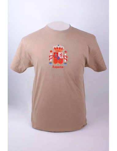 Embroidered Spain Embroidered T-Shirt