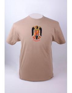 Camiseta con el Escudo del Águila de San Juan Bordado