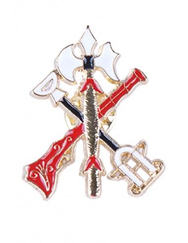 Pin Legión Esmaltado Grande