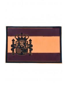 Parche Militar Bandera España Arido de Goma